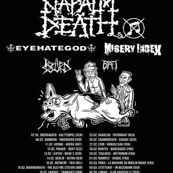 Campaign for Musical Destruction Tour
